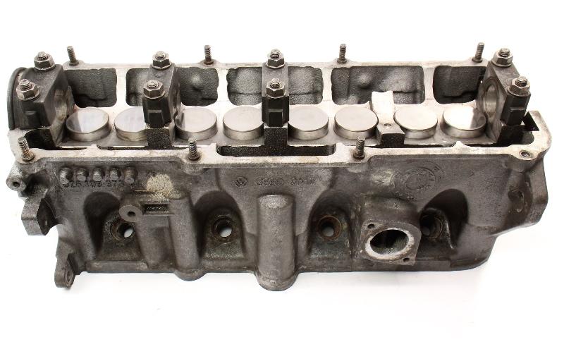 Cylinder Head 87-93 VW Jetta Golf MK2 Cabriolet 1.8 8v Hydro ~ 026 103 373 AA