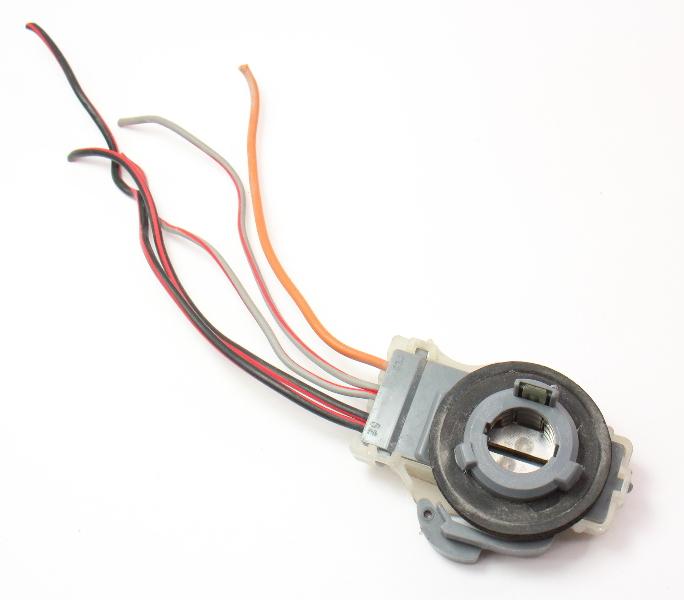 5 Wire Tail Light Bulb Socket Holder Plug 81-92 VW Rabbit Golf GTI MK1 MK2
