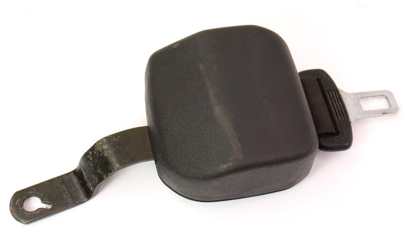 RH Seat Belt SeatBelt Lap 90-92 VW Jetta Golf MK2 - 165 880 708