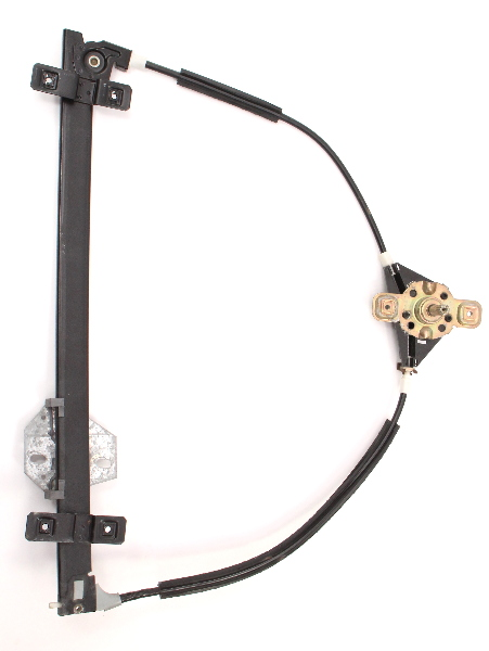 LH Front Window Track Regulator Guide 88-92 VW Jetta Golf GTI MK2 191 837 401 B