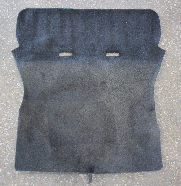 Trunk Side Floor Carpet 85-92 VW Golf GTI MK2 - Genuine