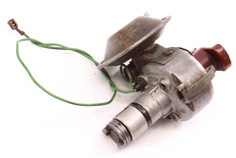 Ignition Distributor 69-70 VW Beetle Bus 1500 1600 Genuine Bosch ~ 113 905 205 T
