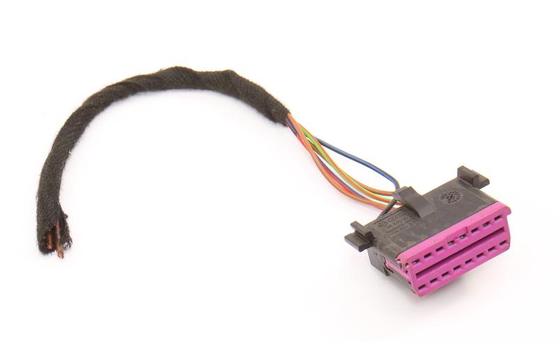 OBD On Board Diagnostics Wiring Plug Pigtail Audi A4 A6 A8 Passat B5 8D0 972 695