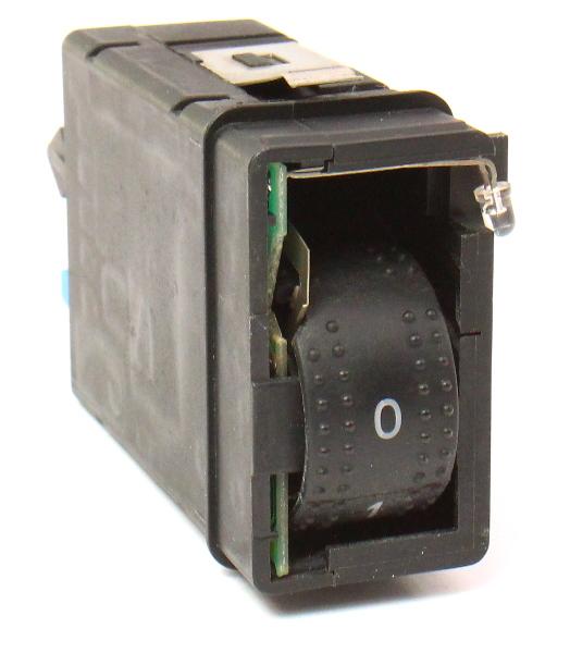 RH Heated Seat Switch Control 98-10 VW Beetle - Genuine - 1C0 963 564 C