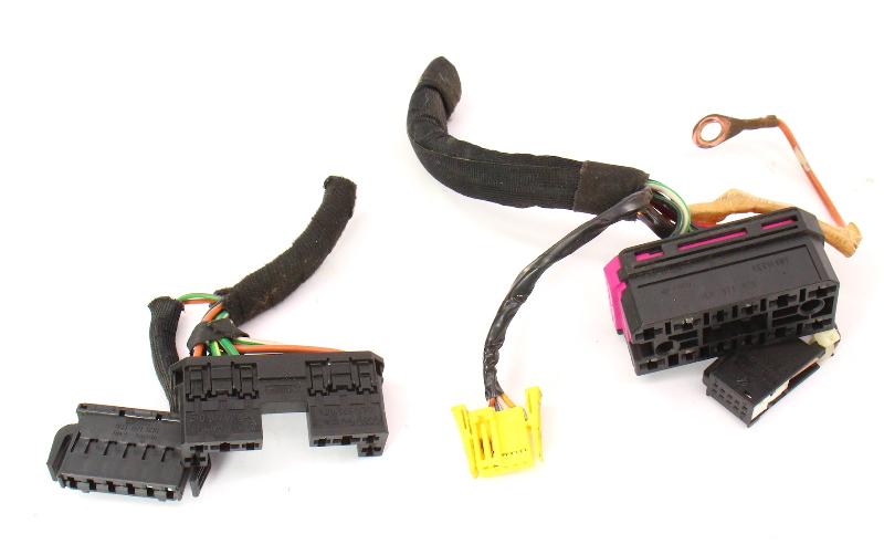 Steering Column Switch Stalk Wiring Plug Pigtails 99-05 VW Jetta GTI MK4 Beetle