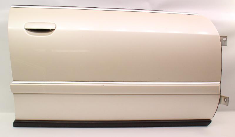 RH Front Door Shell 00-03 Audi A8 S8 D2 - L0B9 Magnolia Pearl - Genuine