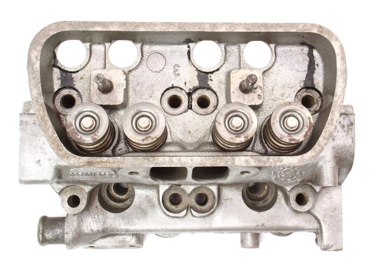 Cylinder Head 83-85 VW Vanagon 1.9 T3 Transporter - Genuine - 025 101 375 C