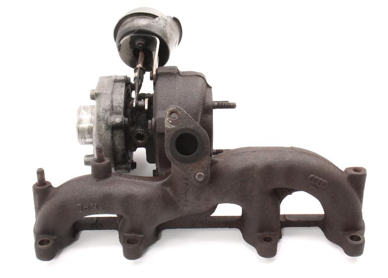1.9 TDI ALH Turbocharger 01-04 VW Jetta Golf MK4 Beetle Turbo 038 253 019 A