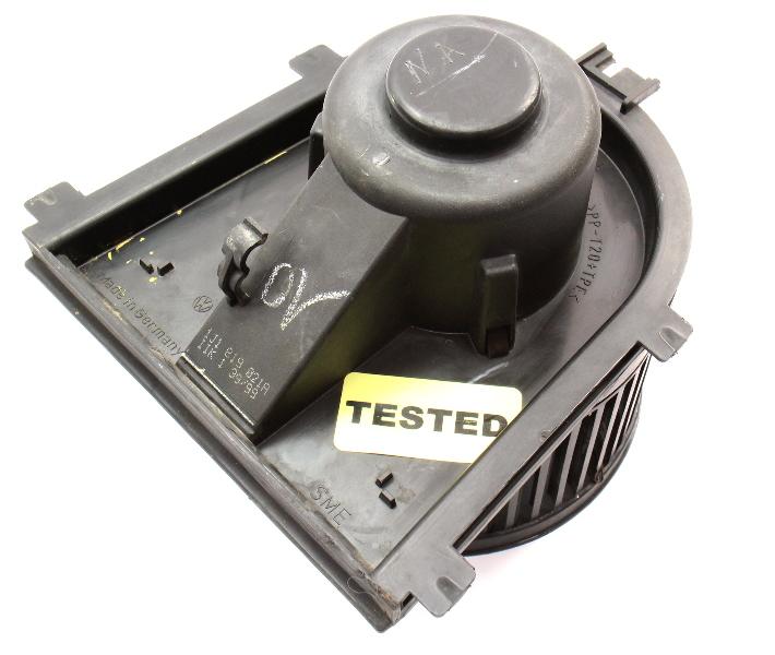 Dash Blower Fan Motor Heater HVAC VW Jetta Golf GTI MK4 Beetle TT 1J1 819 021 A