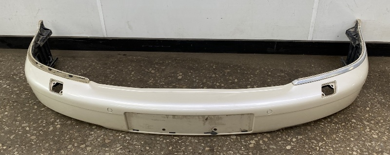 Front Bumper Cover 00-03 Audi A8 S8 L0B9 - Genuine