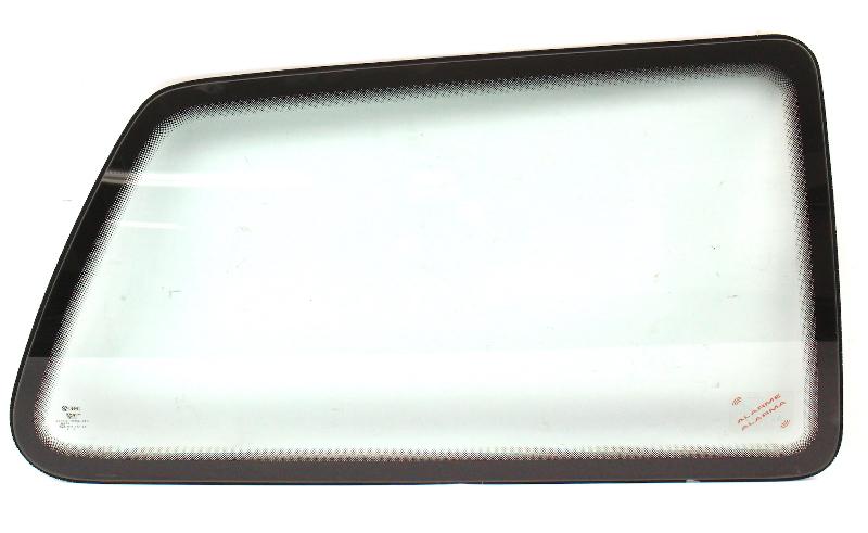 RH Rear Side Window Quarter Glass 93-99 VW Golf GTI 2 Door MK3 ~ Genuine