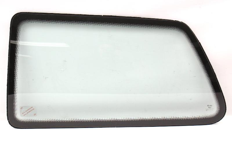 LH Rear Side Window Quarter Glass 93-99 VW Golf GTI 2 Door MK3 ~ Genuine