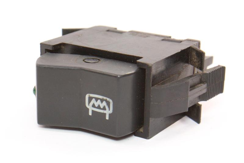 Defrost Defog Switch Button 74-81 VW Scirocco Rabbit MK1 - Genuine 175 959 621