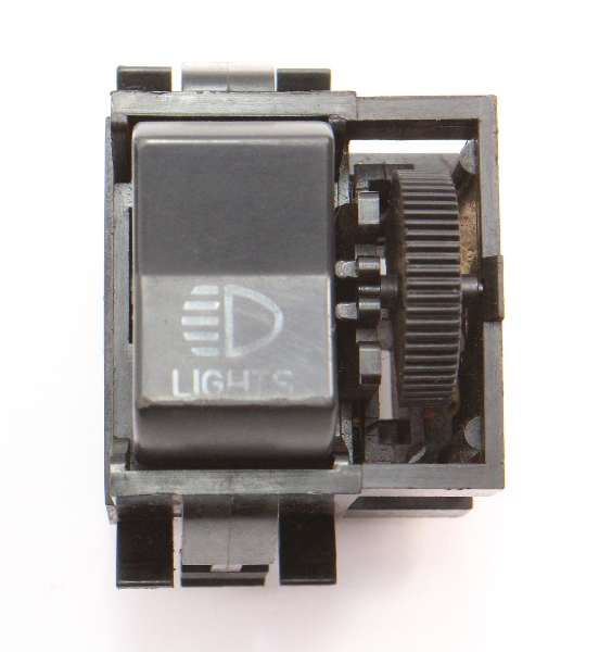 Early Headlight Switch 75-80 VW Rabbit Scirocco Jetta MK1 - 171 941 531 F