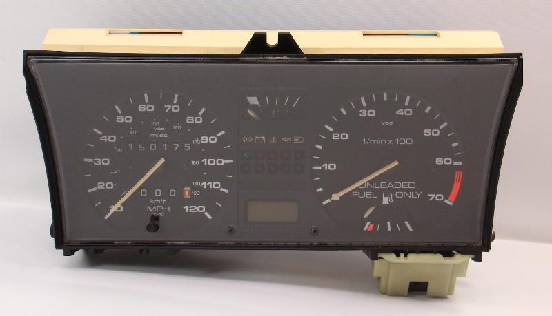 Gauge Cluster Speedometer Tach 89-92 VW Jetta Golf MK2 Gas CE2 - 191 919 035 FP