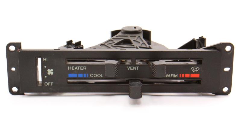 Climate Controls Switches Heat Heater HVAC 81-84 VW Rabbit MK1 - 175 819 047