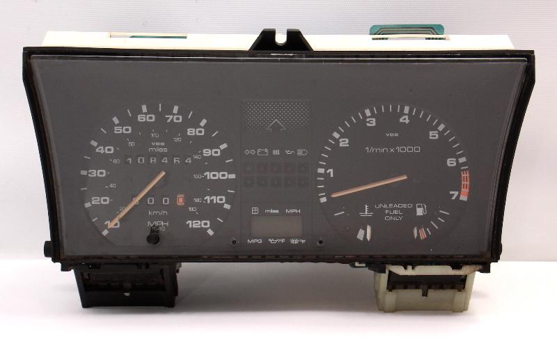 Gauge Cluster Speedometer Tach 85-89 VW Jetta Golf MK2 CE1 MFA - 191 919 035 AR