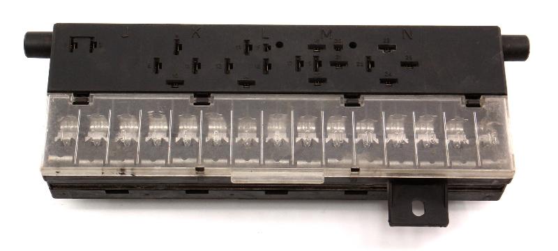 Fuse Box Relay Panel 75-80 VW Rabbit Scirocco Mk1 Dasher ~ 171 941 813 B / 821 B