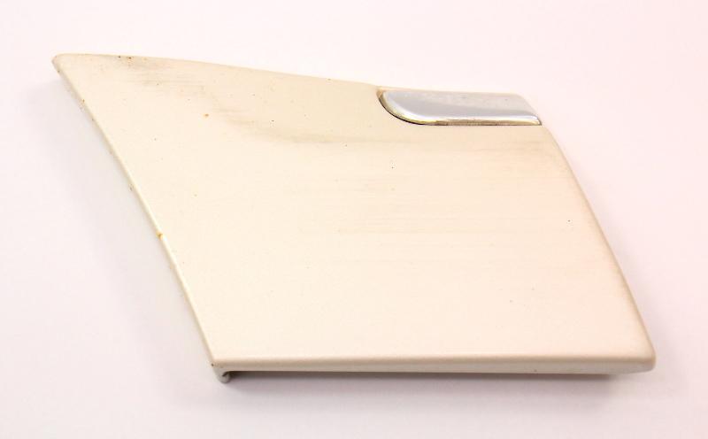 RH Rear Quarter Panel Trim Molding 00-03 Audi A8 S8 L0B9 White Pearl 4D0 853 984