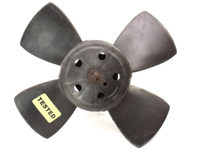 Electric Cooling Fan VW Scirocco Rabbit Jetta Fox Vanagon MK1 - 431 959 455 B