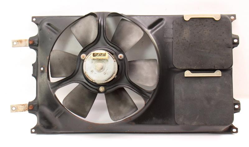 Cooling Fan & Shroud 85-93 VW Cabriolet 85-92 Jetta Golf Mk2 - 165 959 455 T