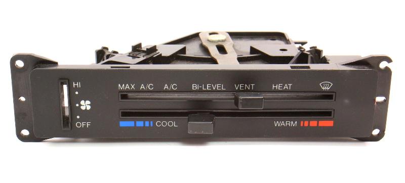 Climate Controls Switches Heat Heater HVAC 81-84 VW Rabbit MK1 ~ 175 820 311 ~