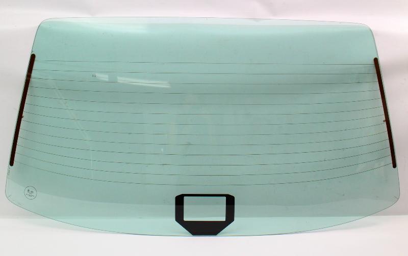 Rear Back Glass Window Windshield 86-92 VW Jetta Mk2 - Genuine -