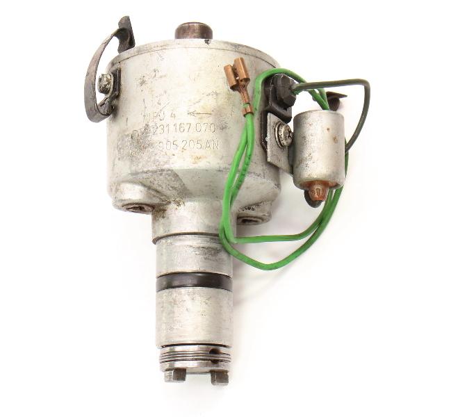 Ignition Distributor 72-73 VW Beetle Bug Manual 1600 Aircooled - 113 905 205 N