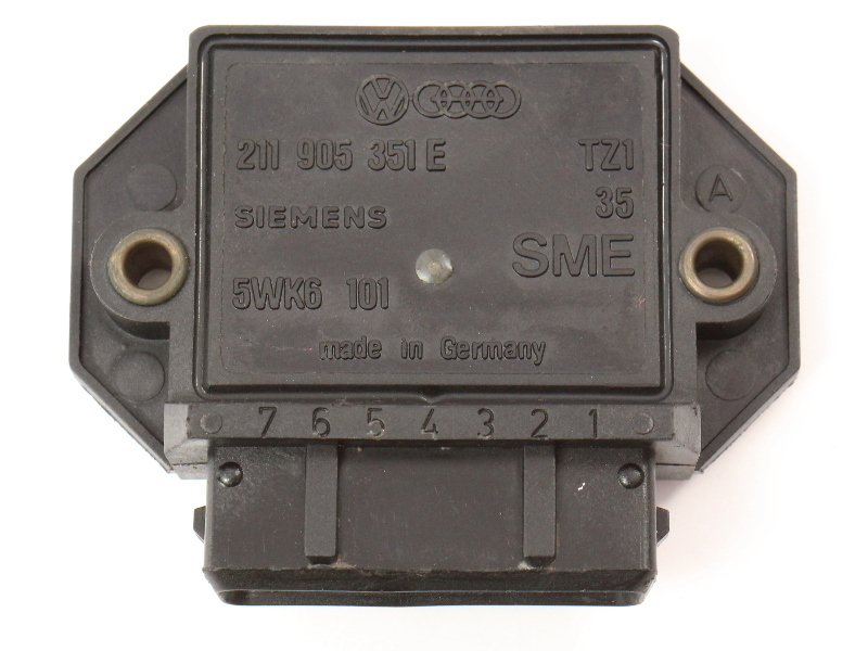 Ignition Control Module VW Rabbit Golf Jetta MK1 MK2 Vanagon T3 - 211 905 351 E