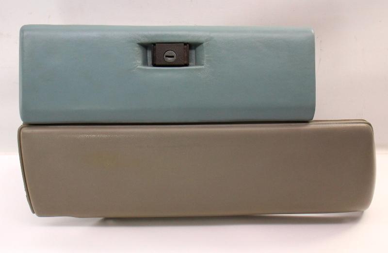 Grey Glovebox 81-84 VW Rabbit Pickup MK1 Glove Box - Genuine -175 857 101 A