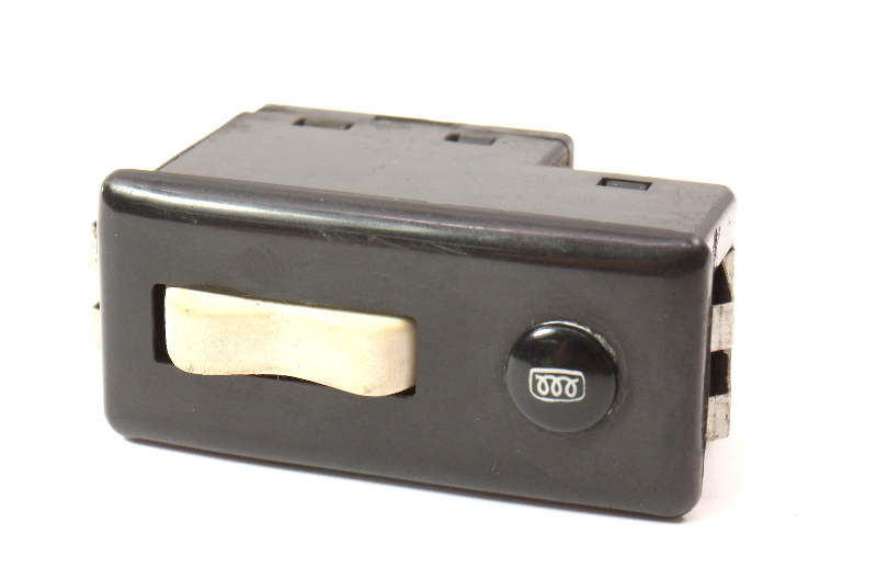 Defrost Switch 70-71 VW Type 3 Fastback Aircooled - Genuine - 311 959 621