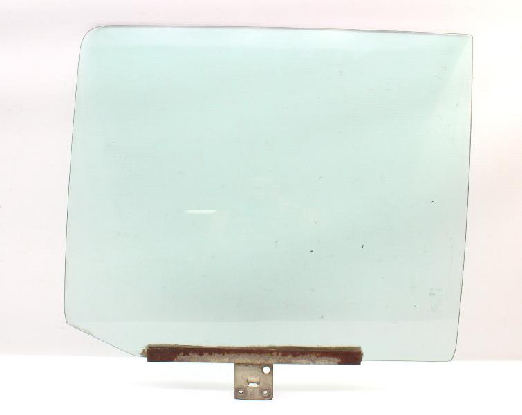 LH Rear Exterior Side Door Window Glass 75-84 VW Rabbit Jetta Mk1 4 Door Genuine