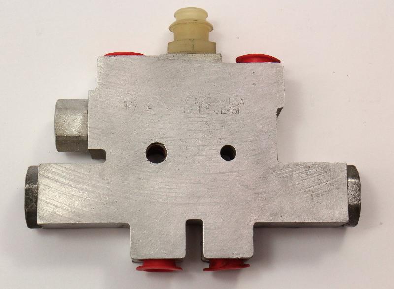 Brake Pressure Proportioning Valve Regulator VW Jetta Rabbit MK1 ~ 175 612 151