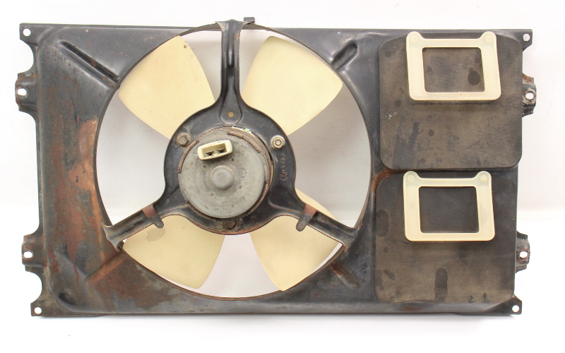 Electric Radiator Cooling Fan & Shroud VW Rabbit Jetta Scirocco Pickup MK1