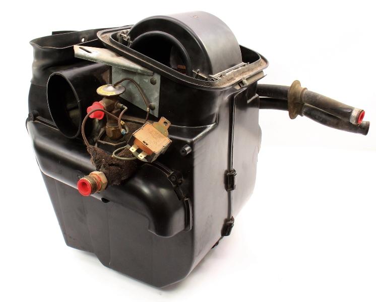 AC Heater Core Box 81-84 VW Rabbit Jetta Cabriolet MK1 HVAC Heat Blower Box