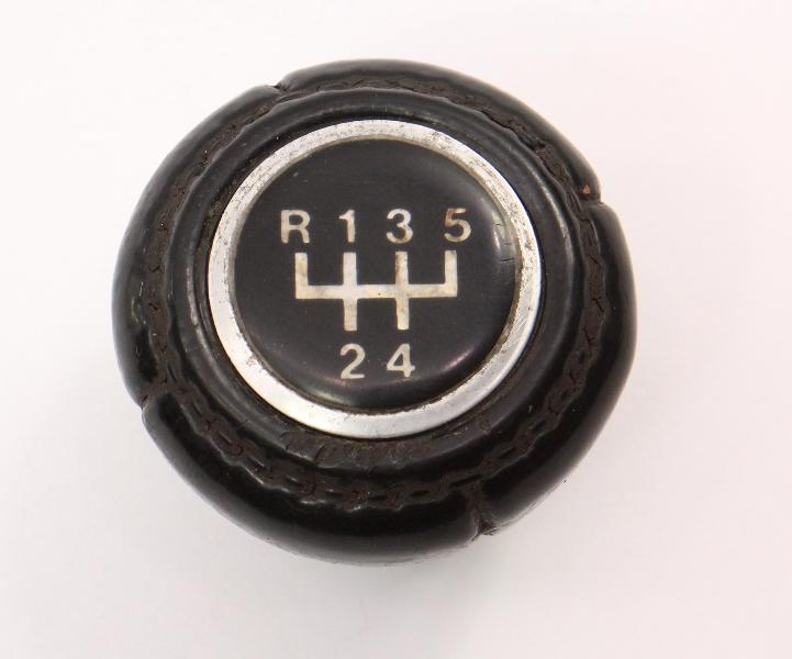 Original Manual 5-spd Shift Shifter Knob 75-84 VW Rabbit Jetta Pickup Mk1