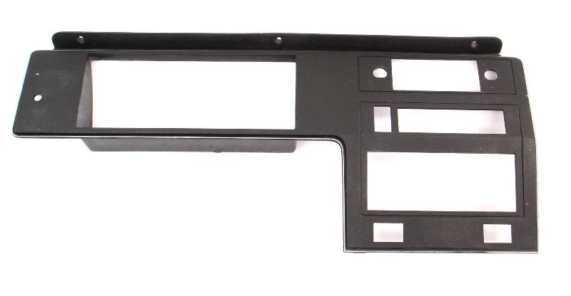 Dash Dashboard Radio Surround Trim Panel 81-84 VW Rabbit Pickup MK1 175 857 061