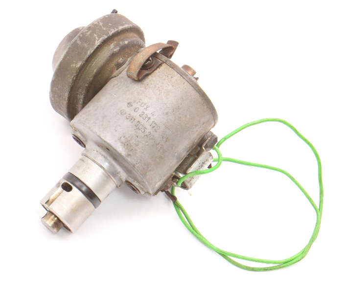 Ignition Distributor 1972 VW Type 3 Manual 1600 FI Aircooled ~ 311 905 205 AE