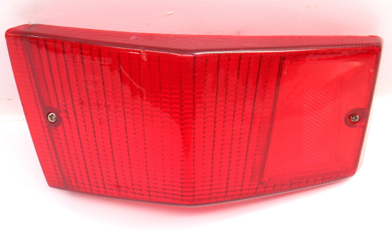 RH Rear Tail Light Lamp Lens 71-74 VW 412 Fastback ~ Genuine Hella