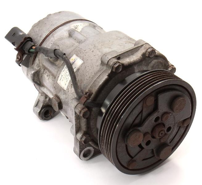 AC Compressor 00-05 VW Jetta Golf MK4 Beetle TT Omega 20-01206-AM 1J0 820 803 F