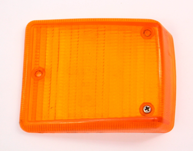 LH Front Side Turn Signal Lens Lamp Cover 73-79 VW Bus Aircooled . Genuine Hella