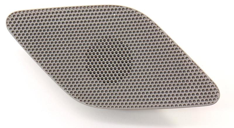 RH Rear Tweeter Speaker Grill Cover 05-10 VW Jetta Rabbit MK5  -1K4 868 160 A