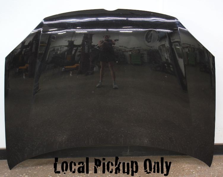 Genuine VW Hood 06-10 VW Jetta Mk5 L041 Black - Local Pickup in Iowa