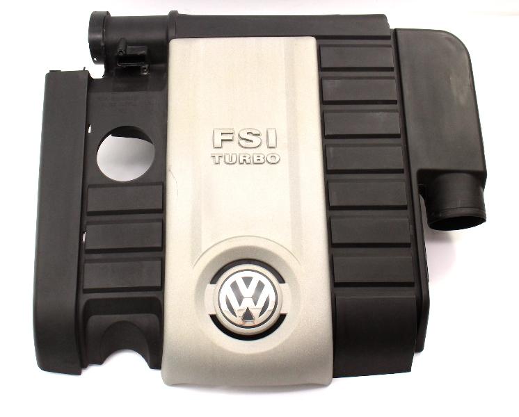 Engine Cover Air Box Intake 06-08 VW Jetta GTI MK5 Passat B6 2.0T 06F 133 837 T