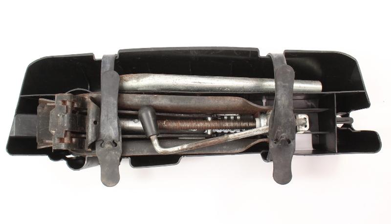 Spare Tire Trunk Tool Kit Jack Tools Lug Wrench 05-10 VW Jetta MK5 Genuine