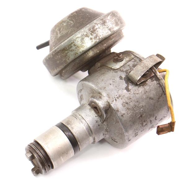 Ignition Distributor 72-73 VW Beetle Bug Manual 1600 Aircooled . 113 905 205 AN