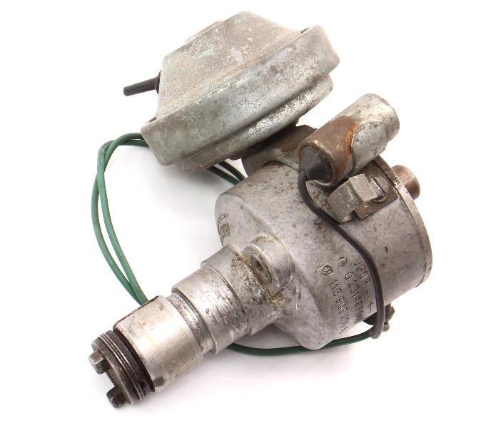 Ignition Distributor 1971 VW Beetle Bug 1600 MT Aircooled Bosch ~ 113 905 205 AJ