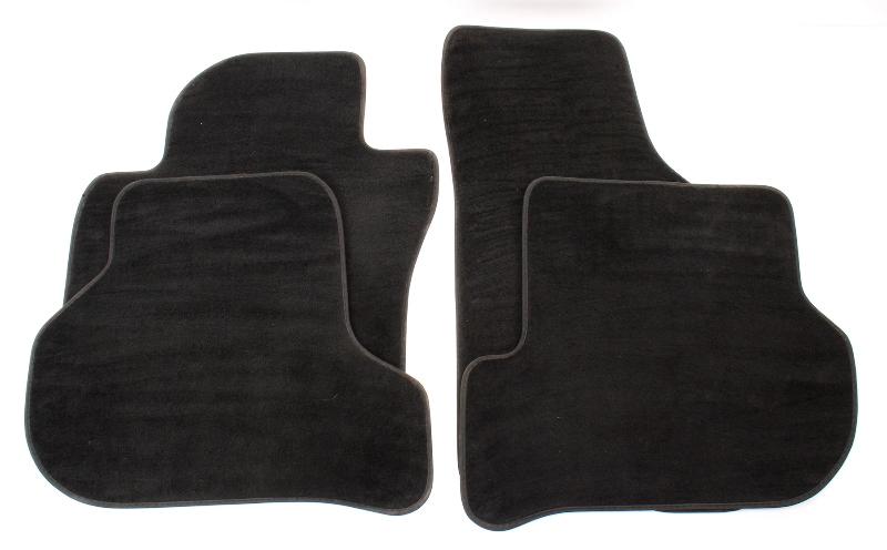 Floor Mats Carpet Set 06-10 VW Jetta Rabbit GTI Sportwagen MK5 ~ Genuine