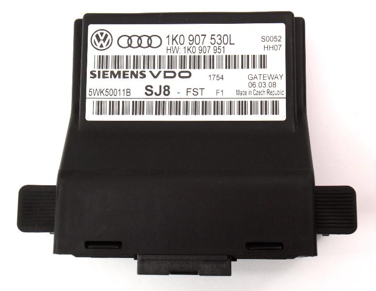 Multiplex Gateway Canbus Module Audi A3 VW Jetta Golf GTI MK5 ~ 1K0 907 530 L