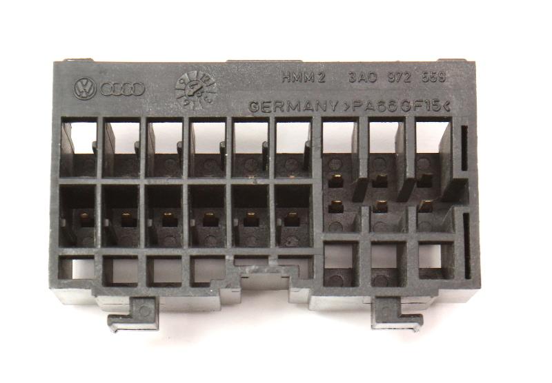 Fuse Box Connection Strip Block CE2 VW Jetta Golf GTI MK3 Passat B4 3A0 972 559